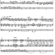Christus Vincit: Toccata for Organ page three