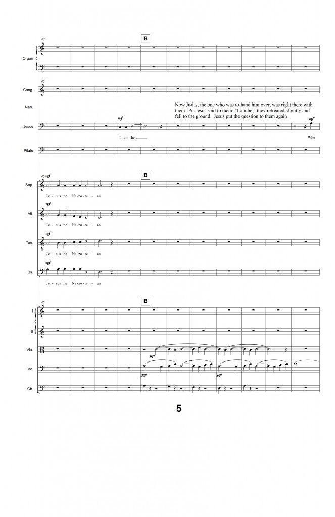 JohnPassion page five