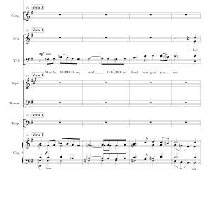 Pentecost Psalm SCORE page four